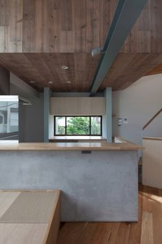 Small House with Floating Treehouse by Yuki Miyamoto A (12)