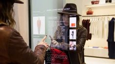 and rebecca minkoff connected store shows future of Retail Technology, Technology Design, Digital Technology, Digital Retail, Guerrilla Marketing, Brand Management, Digital Signage, Retail Shop, Experiential
