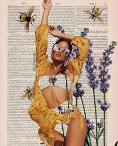 Fashion illustration collage art magazines 63 trendy ideas - Modeillustration Collage Kunst Zeitschriften 63 trendige Ideen Fashion illustration collage art m - Collage Kunst, Mode Collage, Art Du Collage, Collage Drawing, Painting Collage, Collage Photo, Collage Design, Mixed Media Collage, Wall Art Collages