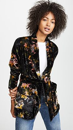 MOTHER Wrap Up Jacket