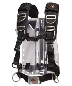 Hollis Elite 2 Technical/Recreational Diving Harness System, BC/BCD's