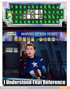Avengers humor and Marvel related memes. Captain America OMG😱( it says HAIL HYDRA )they're behind everything 😑😑😑 Marvel Dc Comics, Marvel Funny, Marvel Memes, Marvel Avengers, Avengers Humor, Bucky Barnes, Geeks, I Understood That Reference, Be My Hero