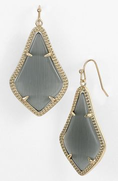 Beautiful drop earrings  http://rstyle.me/n/sxksenyg6