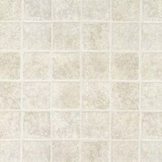 Armstrong French Paver / White