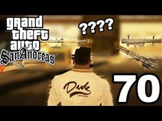 GTA San Andreas | SECRET MINIGUN & RPG LOCATION!! #70