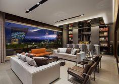 Diseño Interior Residencial: Departamento JSMH