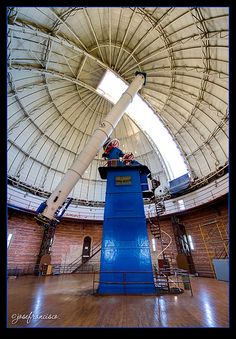 Yerkes Observatory near Lake Geneva, WI -  had the pleasure of working here for a little while. What an amazing, historic landmark.
