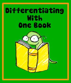 Tips for differentiating using one novel, plus FREE printables.