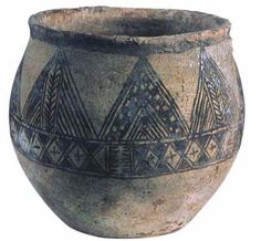 Poterie Kabyle 04 - NCIS Ceramic Bowls, Ceramic Pottery, Ceramic Art, Vases, Out Of Africa, Pottery Designs, Ceramic Design, Prehistory, North Africa
