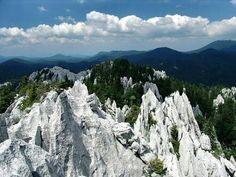 Velika kapela, mountain