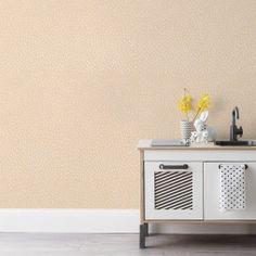 Love Mae Rainfall (Peachy) Wallpaper w/ Ikea Duktig Play Kitchen