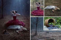 Фотограф создает сказку с помощью случайных картинок из интернета (10 фото) » Картины, художники, фотографы на Nevsepic