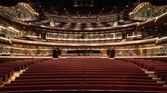 Atkins-designed Dubai Opera opened with a sold out performance by Domingo Downtown Dubai