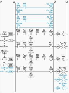 58 Best Automation images   Plc programming, Electrical ... Idec Plc Wiring Schematic on