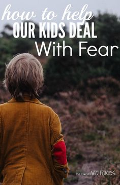 How do we help our children deal with their greatest fears? This lesson is from a mother who faced cancer when her boy was a little and still struggles today. It is a lesson we can start teaching our kiddos today and everyday.