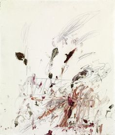 Muses by Cy Twombly