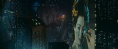 Blade Runner (1982, Ridley Scott) / Cinematography by Jordan Cronenweth