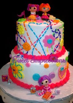 Google Image Result for http://www.sweetimpressions77.com/Lalaloopsy_Cake.jpg
