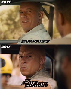 With & Without Paul Walker #FastAndFurious #rideordie #fastfamily #respect #paulwalker #rememberthebuster #furious7 #fateofthefurious - Fast & Furious (@thefastscenes)
