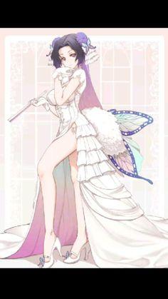 Shinobu Kocho • Anime Live Wallpaper • Insect Hashira • Demon Slayer • Kimetsu no Yaiba
