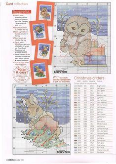 Cross Stitch Collection 201 октябрь 2011. Обсуждение на LiveInternet - Российский Сервис Онлайн-Дневников