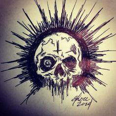 Killing time. #art #doodles #instart #sketchbook #drawing #artists