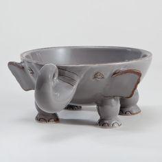 Elephant Individual Bowl - World Market