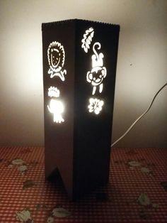 Lampe pour chambre d'enfant