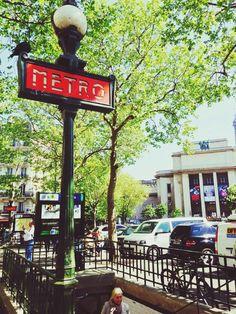 Metro street Signs photo ??