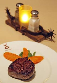 Espresso-crusted elk, venison roll-ups and more steaks and game at Y.O. Ranch Steakhouse | Dallas-Fort Worth Restaurant Reviews and News - D...