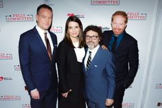 Broadway Opening of Fully Committed, Starring Jesse Tyler Ferguson, Dishes Out Glam Celebs, Theater Faves & Truffles