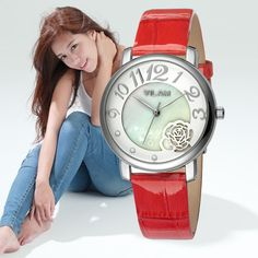 Brand Luxury Watches Evening party Jewelry Women Dress Watch relogio feminino quartz watch Women's Wristwatch New Fashion 2016 - Online Shopping for Watches