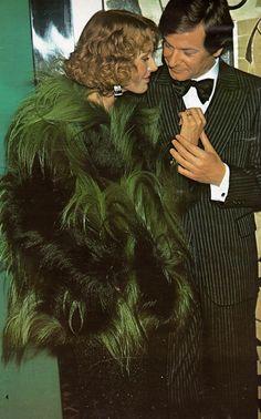 Christian Dior,  Jours de France - October 1974
