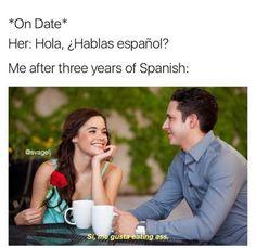 great language skills