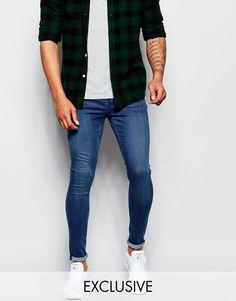 dr denim dixy extreme skinny jeans | style & #fashion | Pinterest ...