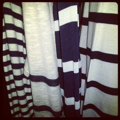 My #closet has an insane #stripes #addiction - @claire_cocteau- #webstagram