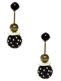 Earrings by Maria Filò