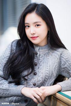 Apink Naeun - Naver x Dispatch Kpop Girl Groups, Korean Girl Groups, Kpop Girls, Korean Beauty, Asian Beauty, Apink Naeun, Son Na Eun, Pink Panda, Korean Celebrities