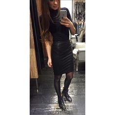 Restock top #modström #krown #black #fashion #jeansenlifestyle #tiel #houten
