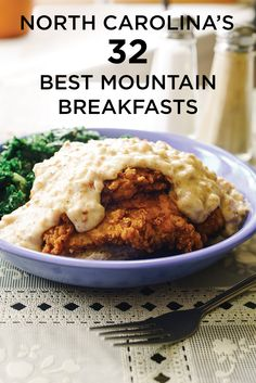 These Blue Ridge breakfast spots are worthy of a wake-up call.