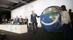 Negociadores de 195 países y Unión Europea se encuentran en Marrakech (Marruecos) La transparencia será medular durante la cumbre del clima Reunión inició hoy con un Acuerdo de París ya vigente