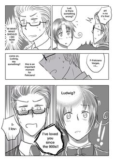 CHANCES ARE - PART 1 : http://kuroneko3132.tumblr.com/post/97875117183/chances-are-part-1-chances-are-part-2 CHANCES ARE - PART 2 : you are reading it :) ———– Hi everyone! :D A year ago, I drew a...