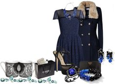 """""""Conservative Outfit Contest #3"""" by rhondahenninger1 ❤ liked on Polyvore"""
