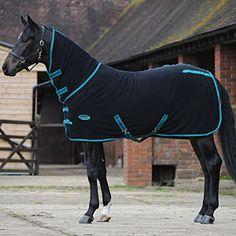 Weatherbeeta Fleece Combo Neck Cooler - Horse Coolers from SmartPak Equine
