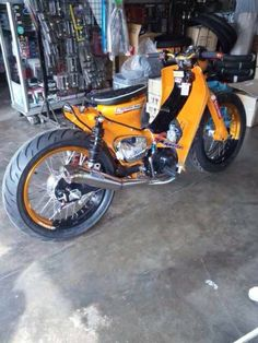 HondaC70-StreetCub-002 : MotoMalaya