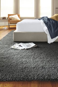 Merveilleux 100% Felted Wool Rug Bedroom Colour Palette, Bedroom Colors, Bedroom Ideas,  Solid