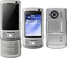 Retromobe - retro mobile phones and other gadgets: Samsung G810 vs Sony Ericsson G900 (2008)