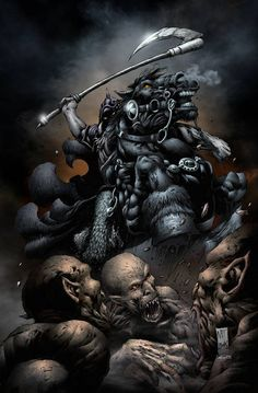 Death Dealer screenshots, images and pictures - Comic Vine