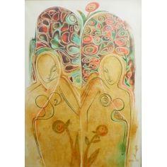 Oksana LUKOMSKA Data Sheets, Large Painting, Art For Sale, Canvas, Create, Delivery, Inspiration, Self, Biblical Inspiration