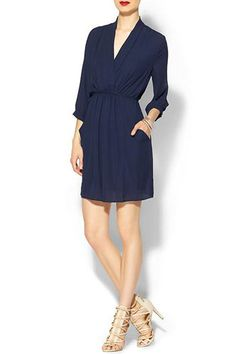 14 Finds In The Color To Wear On Your Next Job Interview #refinery29- I like the blue dress for a date perhaps ???